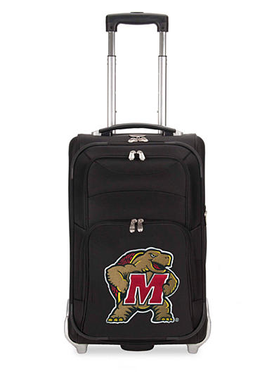 Maryland Terrapins Luggage 20-in. Carry On