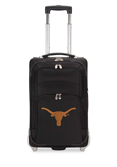 Texas Longhorns Luggage 20-in. Carry On