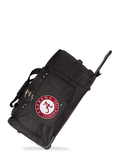 Alabama Crimson Tide Luggage 27-in. Rolling Duffel