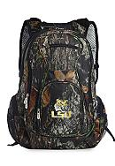 Denco LSU Tigers Camouflage Backpack