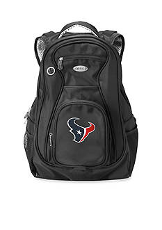 Denco Houston Texans Backpack - Online Only