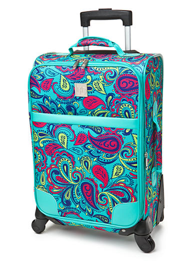 New Directions® I Fly Free Turquoise Paisley