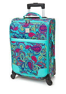 New Directions I Fly Free Turquoise Paisley