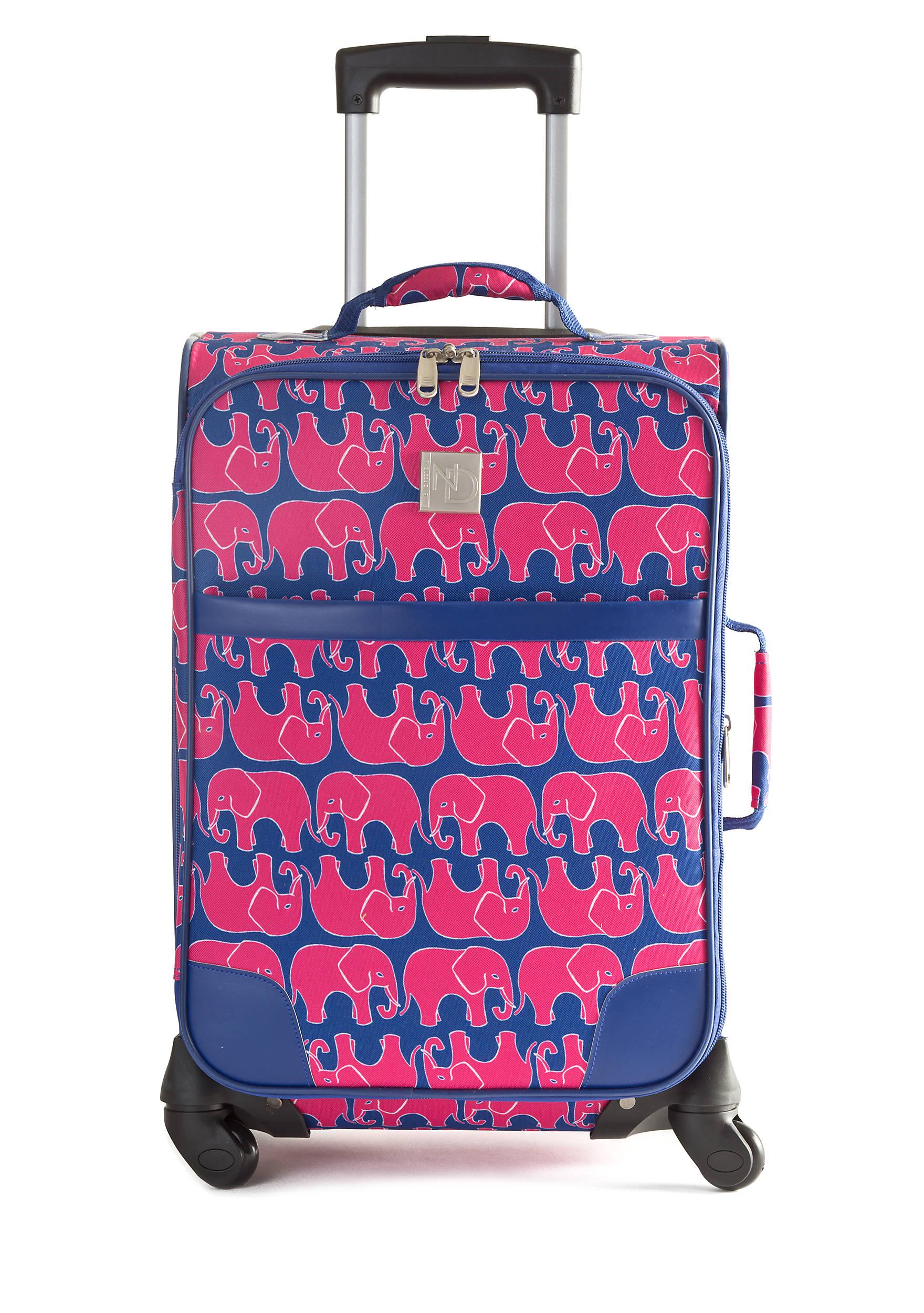 Luggage suitcases travel belk i fly free elephant magicingreecefo Choice Image