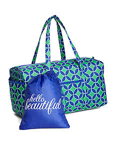 New Directions Duffel Diamond Medallion