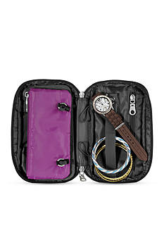 Travel Smart® Quilted Jewelry Organizer
