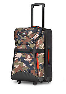 High Sierra AT LIT 22-in. Carry-On Duffel Upright