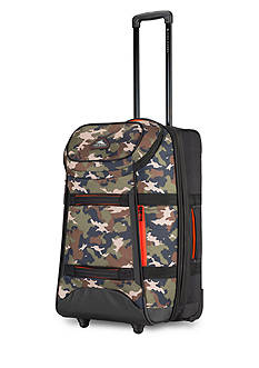 High Sierra AT LIT 26-in Wheeled Duffel Upright