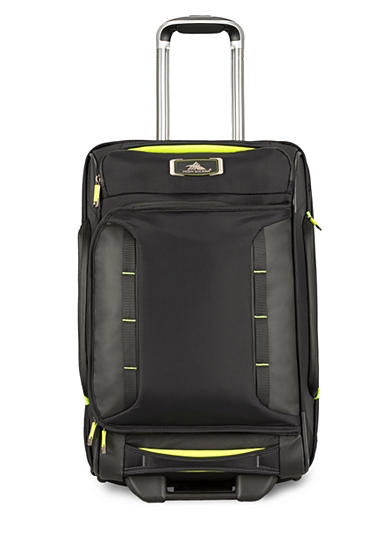 High Sierra Carry-On Wheeled Duffel Upright