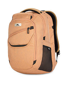 High Sierra UBT Backpack - Sand