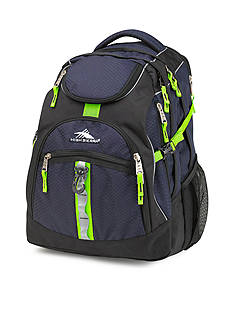 High Sierra Access Midnight Blue Backpack