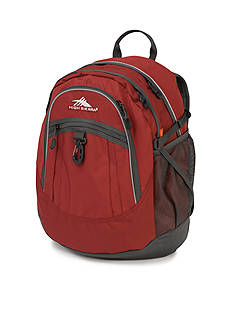 High Sierra Fatboy Brick Backpack