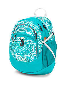 High Sierra Fatboy Teal Shibori Backpack