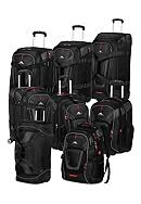 High Sierra Adventure Travel 7 Luggage Collection