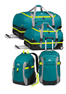 High Sierra Sport Tour Sea Luggage Collection - Ash Zest