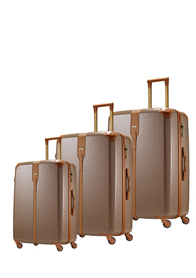 Hartmann Herringbone Luxe Hardside Luggage Collection - Terracotta