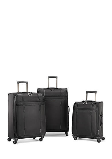 Hartmann Lineaire Spinner Luggage Collection -  Black