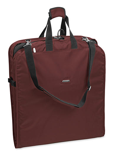 WallyBags® 52-in. Shoulder Strap Garment Bag - Online Only
