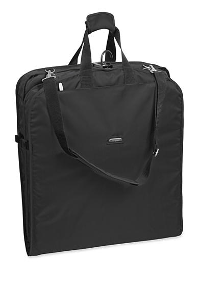WallyBags® 45-in. Large Shoulder Strap Garment Bag - Online Only
