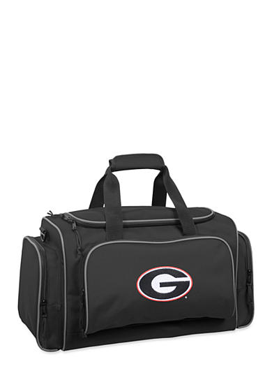 WallyBags® Georgia Bulldogs 21-in. Collegiate Duffel - Online Only
