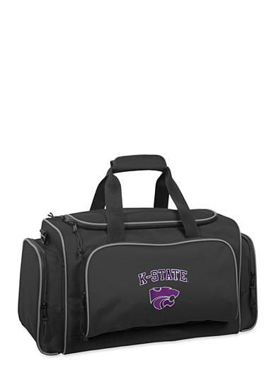 WallyBags® Kansas State Wildcats 21-in. Collegiate Duffel - Online Only