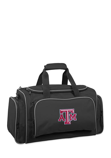 WallyBags® Texas A & M Aggies 21-in. Collegiate Duffel - Online Only
