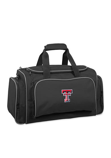 WallyBags® Texas Tech Red Raiders 21-in. Collegiate Duffel -  Online Only