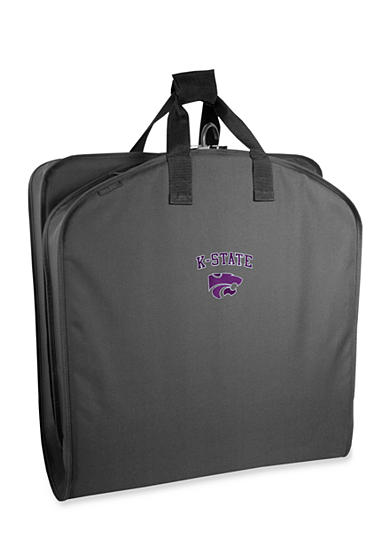 WallyBags® Kansas State Wildcats 40-in. Suit Length Garment Bag - Online Only