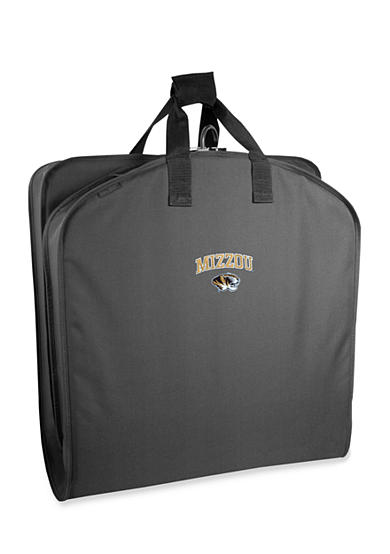 WallyBags® Missouri Tigers 40-in. Suit Length Garment Bag - Online Only
