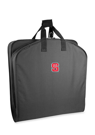 WallyBags® NC State Wolfpack 40-in. Suit Length Garment Bag - Online Only