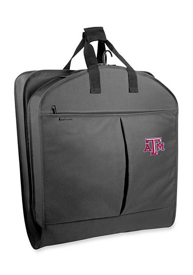 WallyBags® Texas A & M Aggies 40-in. Suit Length Garment Bag - Online Only