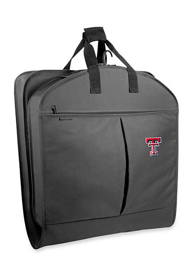 WallyBags® Texas Tech Red Raiders 40-in. Suit Length Garment Bag - Online Only