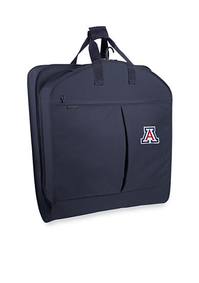 WallyBags® Arizona Wildcats 40-in. Garment Bag with Pockets