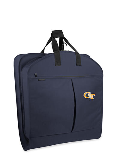 WallyBags® Georgia Tech Yellow Jackets 40-in. Suit Length Garment Bag - Online Only