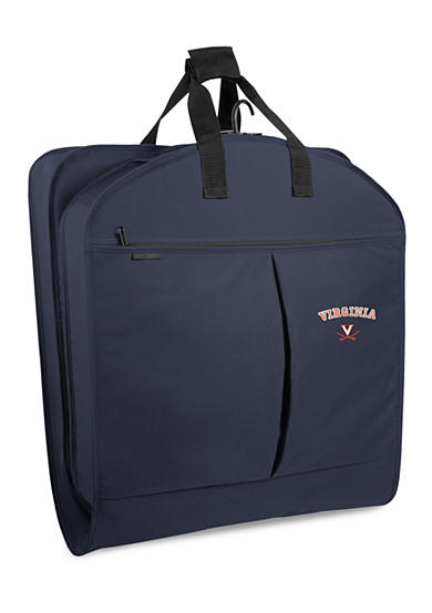 WallyBags® Virginia Cavaliers 40-in. Suit Length Garment Bag - Online Only