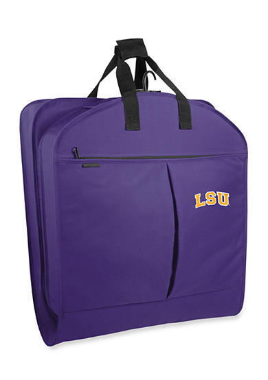 WallyBags® LSU Tigers 40-in. Suit Length Garment Bag - Online Only