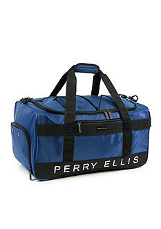 American Traveler Medium Travel Duffel Bag Navy