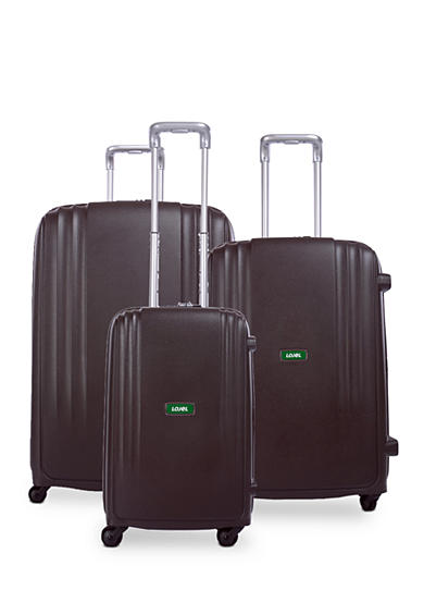 Lojel Streamline Hardside Spinner Luggage Collection Coffee - Online Only