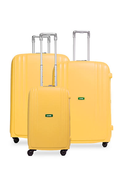 Lojel Streamline Hardside Spinner Luggage Collection Yellow - Online Only