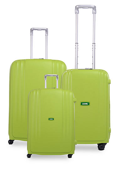 Lojel Streamline Hardside Spinner Luggage Collection Green- Online Only