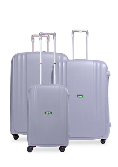 Lojel Streamline Hardside Spinner Luggage Collection Gray - Online Only