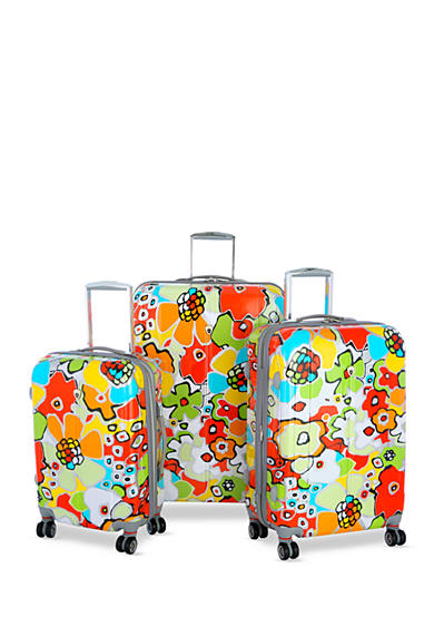 Olympia Luggage Blossom Luggage Collection
