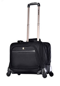 Olympia Luggage Business Rolling Spinner Tote - Online Only