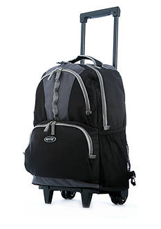 Olympia Luggage 18-in. Rolling Backpack - Online Only