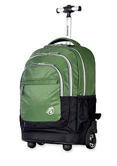 Olympia Luggage GEN-X Rolling Back Pack - Online Only
