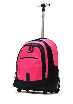 Olympia Luggage Delta 19-in. Rolling Backpack - Online Only