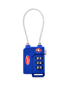 Olympia Luggage TSA Combination Lock - Online Only