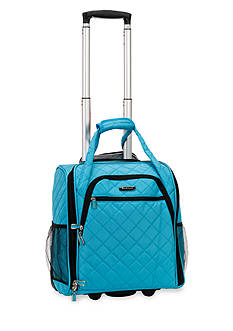 Rockland Melrose Wheeled Under Seat Carry On Collection