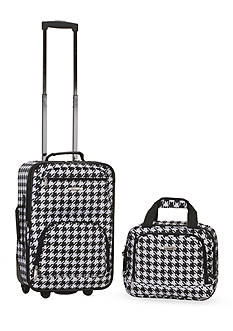 Rockland 2 Piece Luggage Set - Kensington