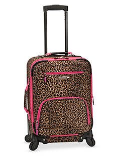 Rockland Mariposa 19-in. Expandable Spinner Carry On